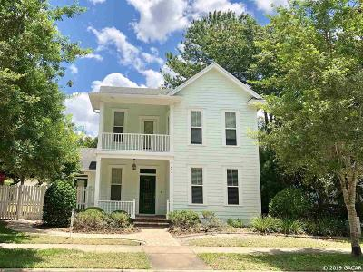 Newberry Single Family Home For Sale: 441 SW 129 Terrace