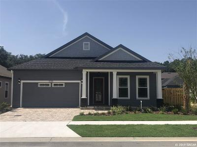 Newberry Single Family Home For Sale: 13351 NW 11th Place