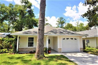 Gainesville Single Family Home For Sale: 1714 NW 9th Street