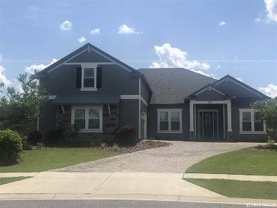 Newberry Single Family Home Pending: 1084 NW 134th Way