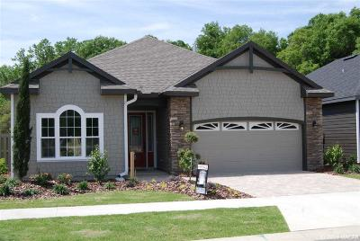 Newberry Single Family Home Pending: 1036 NW 134th Way
