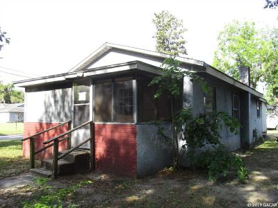 Gainesville Single Family Home Pending: 1103 SE 9th Street