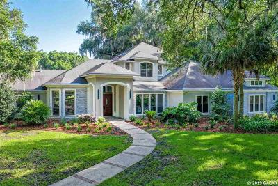 Newberry Single Family Home For Sale: 15138 NW 13th Place