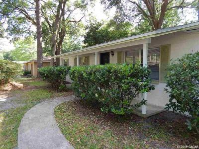 Gainesville Single Family Home For Sale: 4530 NW 28th Terrace