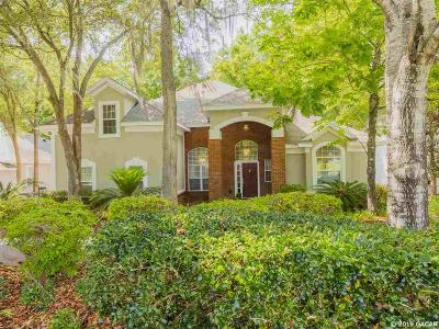 Gainesville Single Family Home For Sale: 3936 SW 98TH Drive
