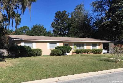 Gainesville Single Family Home For Sale: 3300 NW 27th Avenue