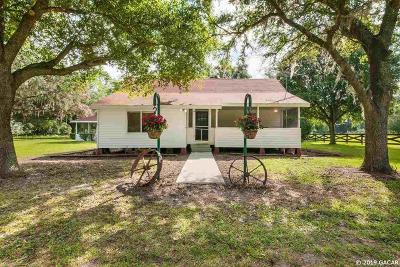 Hawthorne Single Family Home For Sale: 21814 SE 41 Lane