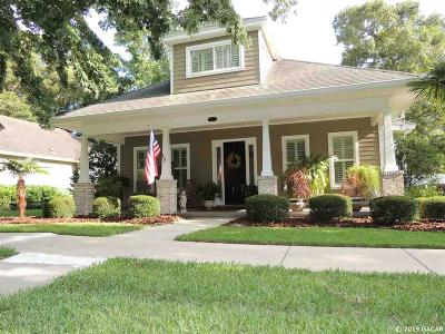 Newberry Single Family Home For Sale: 13171 SW 3RD Lane