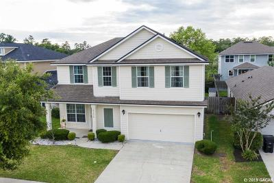 Gainesville Single Family Home For Sale: 8206 NW 52ND Street