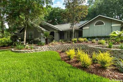 Gainesville Single Family Home For Sale: 8506 SW 45th Boulevard
