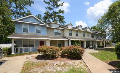 Gainesville Condo/Townhouse For Sale: 2375 SW 42nd Drive #159