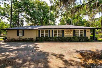 Gainesville Single Family Home For Sale: 803 NW 23rd Avenue