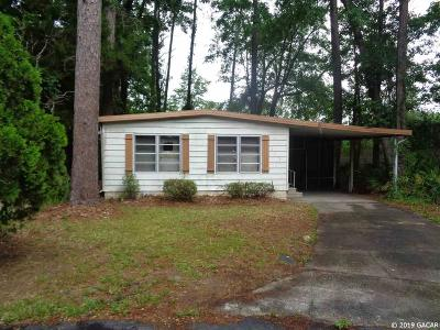 Gainesville Single Family Home For Sale: 8620 NW 13TH Street