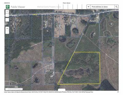 Gainesville Residential Lots & Land For Sale: CR-225