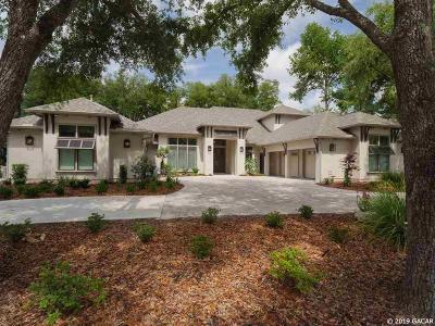 Gainesville Single Family Home For Sale: 3036 SW 113 Drive