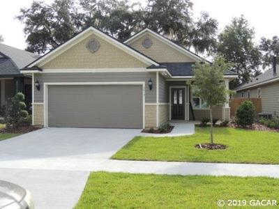 Gainesville Single Family Home For Sale: 3413 NW 26 Street