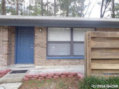 Gainesville Condo/Townhouse Pending: 4657 SW 45th Lane