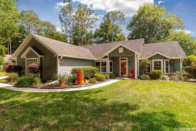 Gainesville FL Single Family Home For Sale: $256,000