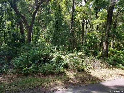 Gainesville Residential Lots & Land For Sale: 2149 SW SW 36th Court