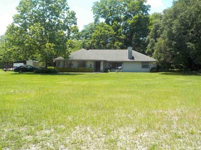 High Springs Single Family Home For Sale: 8810 NW 266 Street