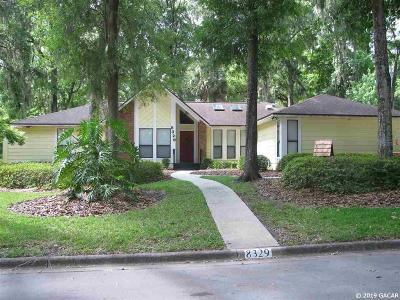 Gainesville Single Family Home For Sale: 8329 SW 3RD Place