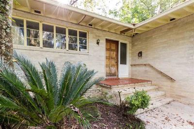 Gainesville FL Single Family Home For Sale: $260,000