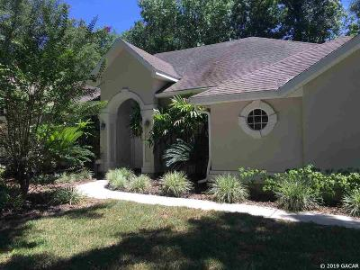 Gainesville FL Single Family Home For Sale: $410,000
