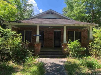 Gainesville FL Single Family Home For Sale: $389,000