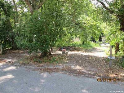 Gainesville Residential Lots & Land For Sale: 826 NE 18th Terrace