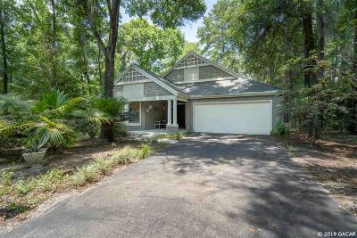 Gainesville FL Single Family Home For Sale: $277,500