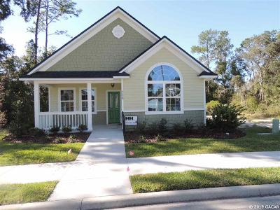 Gainesville FL Single Family Home For Sale: $265,500