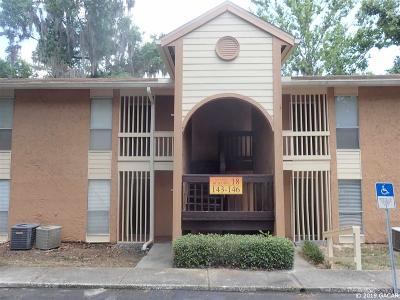 Gainesville Condo/Townhouse For Sale: 1810 NW 23rd Boulevard #143
