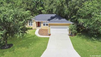 Gainesville FL Single Family Home For Sale: $234,707