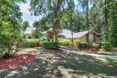 Gainesville FL Single Family Home For Sale: $475,000