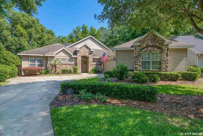 Gainesville FL Single Family Home For Sale: $499,500