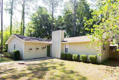 Gainesville FL Single Family Home For Sale: $174,900
