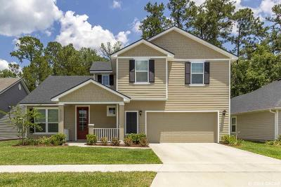 Gainesville FL Single Family Home For Sale: $378,000