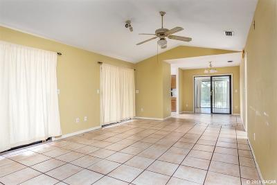 Gainesville FL Single Family Home For Sale: $144,900
