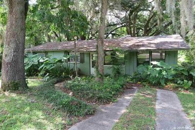 Gainesville Single Family Home For Sale: 3541 SE 15TH Avenue