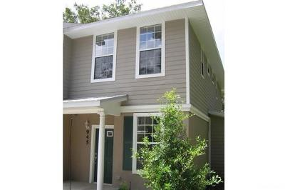 Gainesville Condo/Townhouse For Sale: 945 NW 21 Street