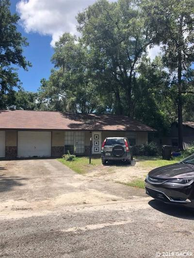 Gainesville Condo/Townhouse For Sale: 3231 SE 22ND Place