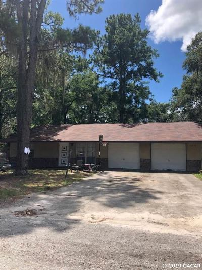 Gainesville Condo/Townhouse For Sale: 3233 SE 22ND Place