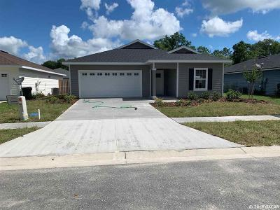 High Springs Single Family Home For Sale: 24905 NW 203RD Avenue