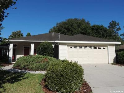 Gainesville Single Family Home For Sale: 6906 SW 82nd Terrace