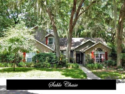 Gainesville Single Family Home For Sale: 4125 NW 34TH Drive