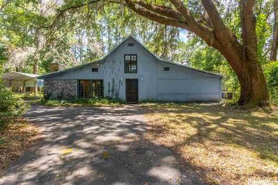 Gainesville Single Family Home For Sale: 6715 NW 93rd Avenue
