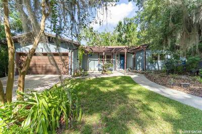 Gainesville Single Family Home For Sale: 842 NW 52 Terrace