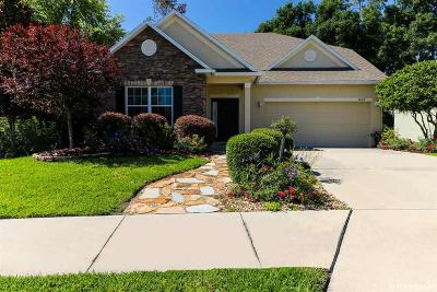Newberry Single Family Home For Sale: 24365 SW 13TH Lane