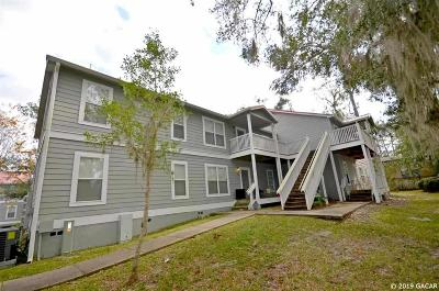 Gainesville Condo/Townhouse For Sale: 2905 SW Archer Road #5021