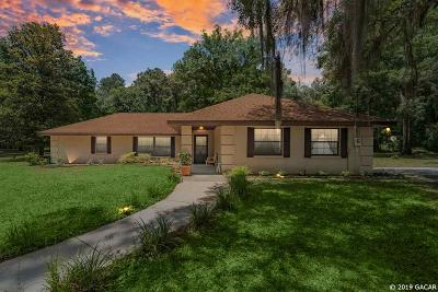 High Springs Single Family Home For Sale: 21214 NW County Road 236